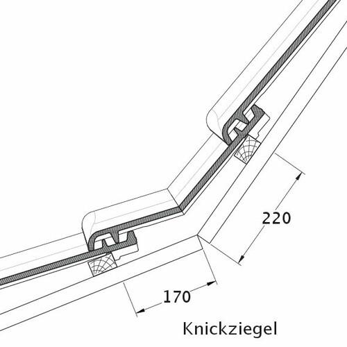 Produkt technische Zeichnung MAGNUM KNZ