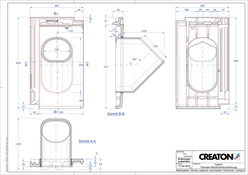 Produkt CAD-Datei VISIO Therme THERME