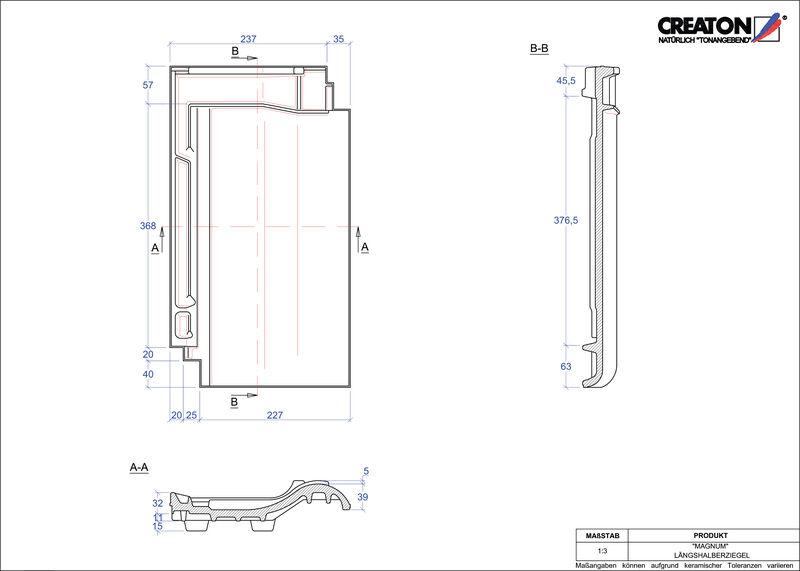 Produkt CAD-Datei MAGNUM Längshalber LH