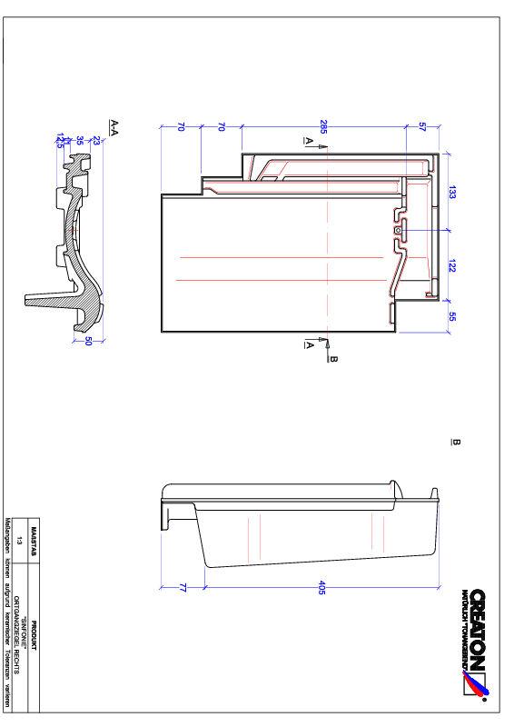 Produkt CAD-Datei SINFONIE Ortgang rechts OGR