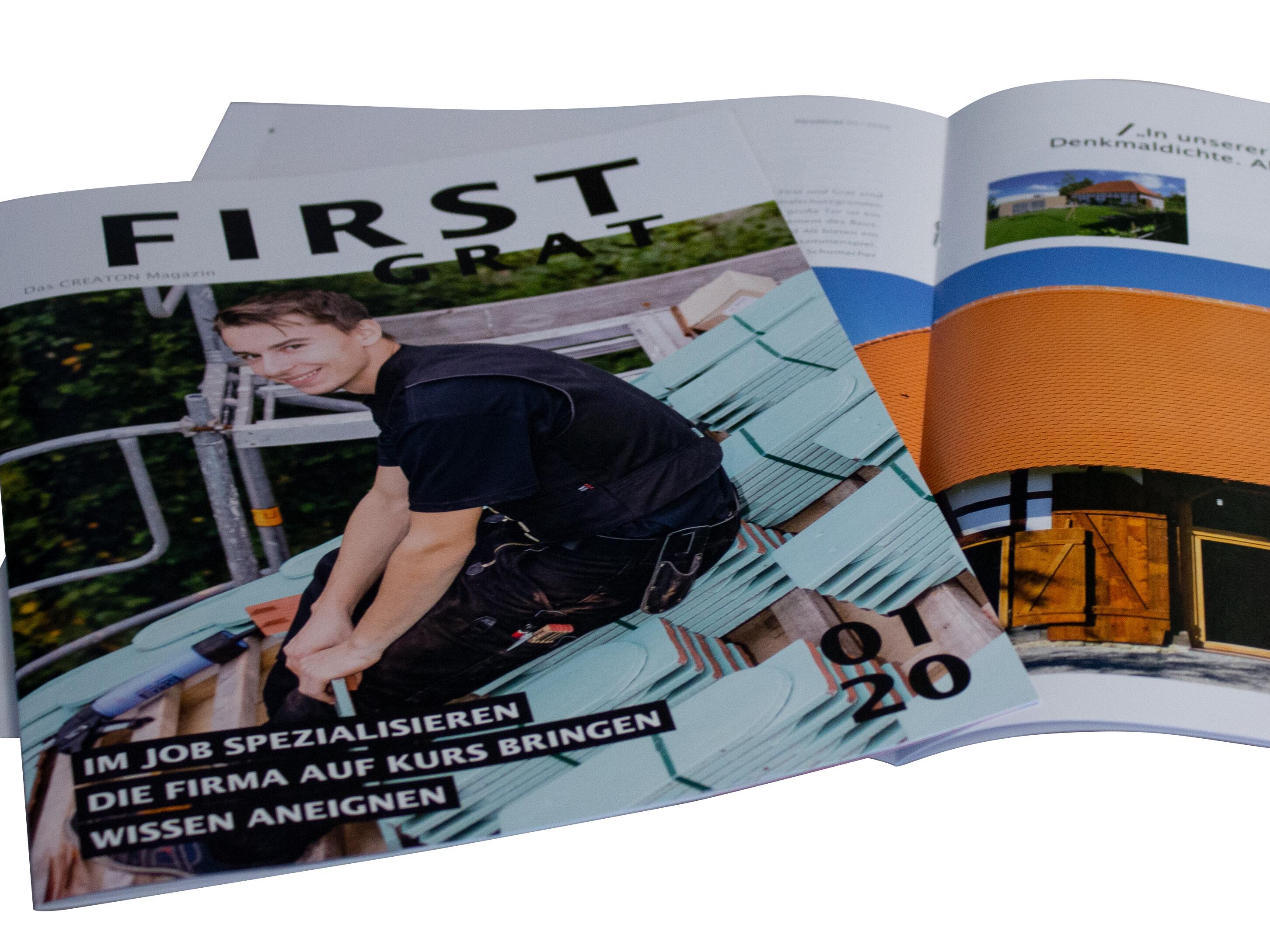 FirstGrat Magazin
