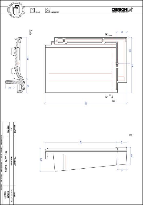 Produkt CAD-Datei MAGNUM Ortgang rechts OGR