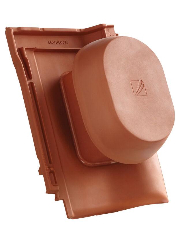MAG SIGNUM keramischer Wrasenlüfter DN 150/160 mm inkl. Unterdachanschlussadapter