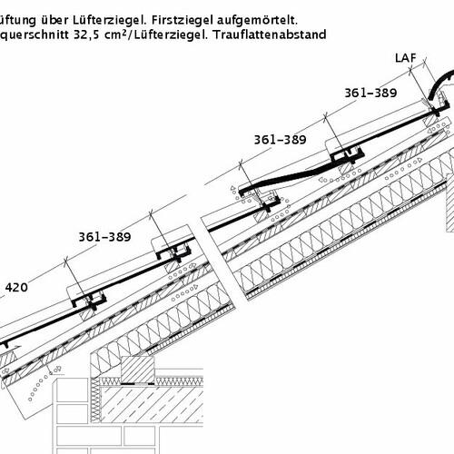 Produkt technische Zeichnung SINFONIE DQL DQL