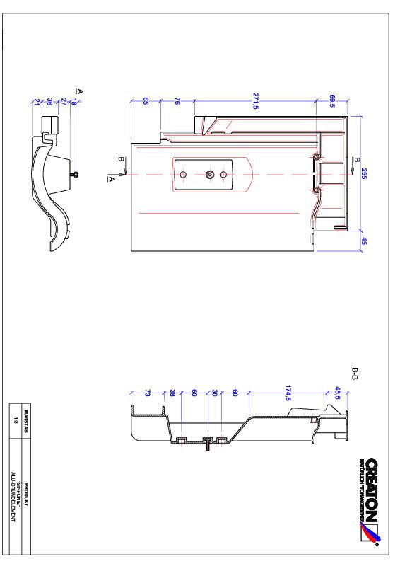 Produkt CAD-Datei SINFONIE Grundalu GRUNDALU