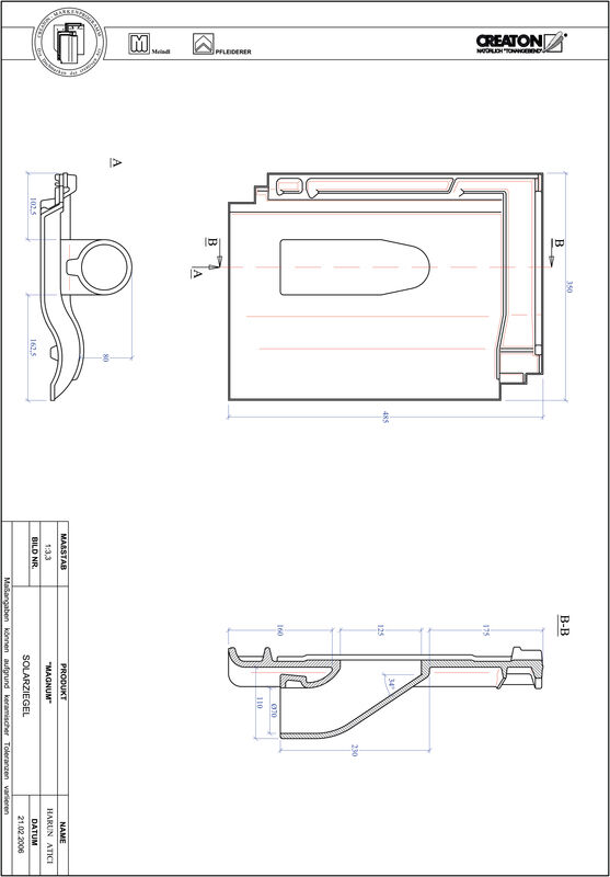 Produkt CAD-Datei MAGNUM Solar SOLAR