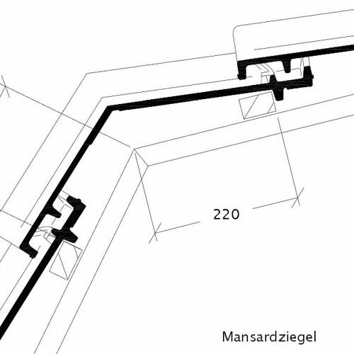 Produkt technische Zeichnung SINFONIE MAZ