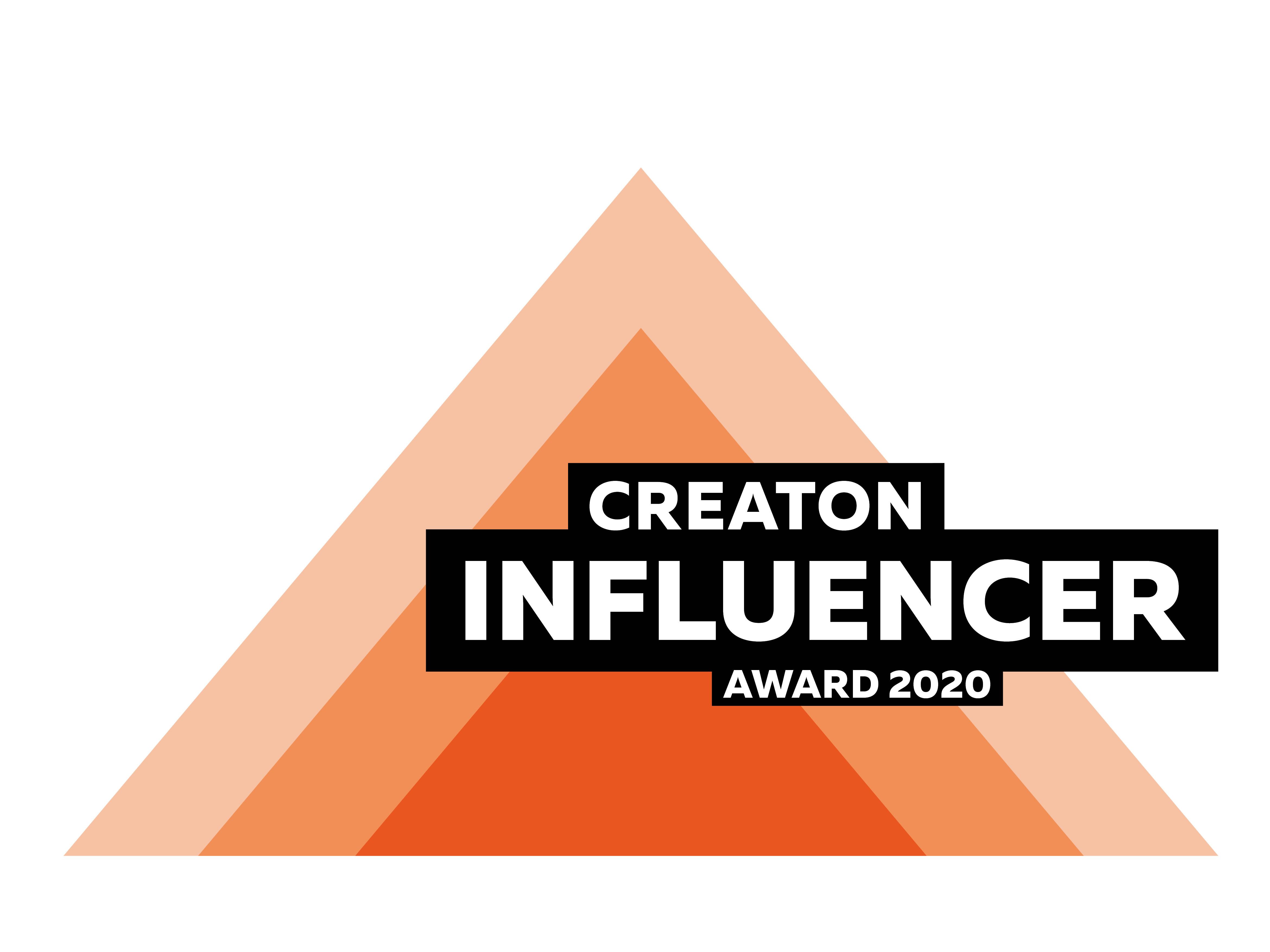 CREATON Influencer Award 2020