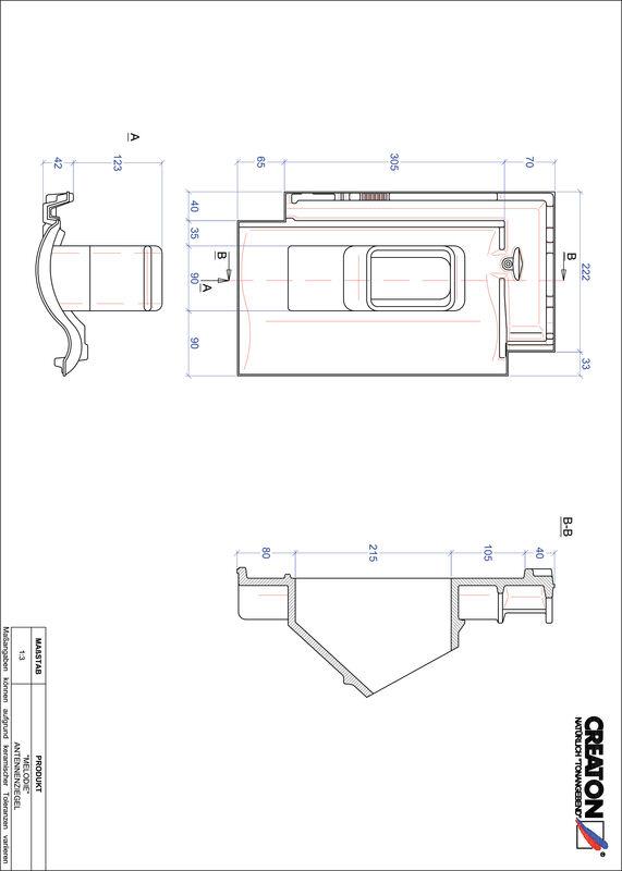 Produkt CAD-Datei MELODIE Antenne ANTENNE
