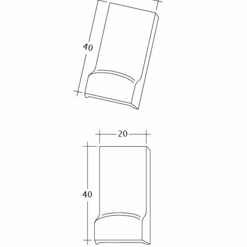 Produkt technische Zeichnung AMBIENTE Ger-LUEFTZ