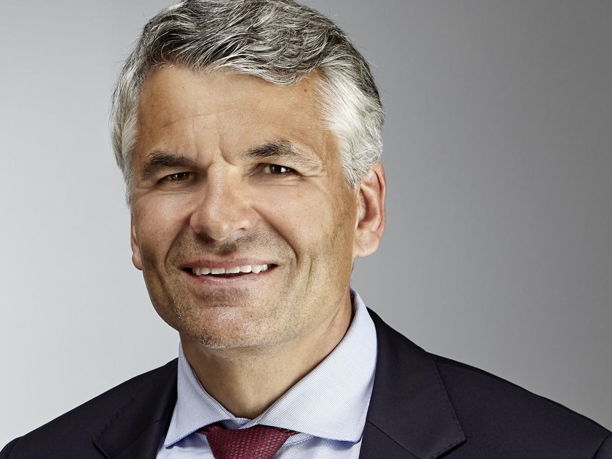 Dr. Sebastian Dresse, Geschäftsführer der Creaton GmbH