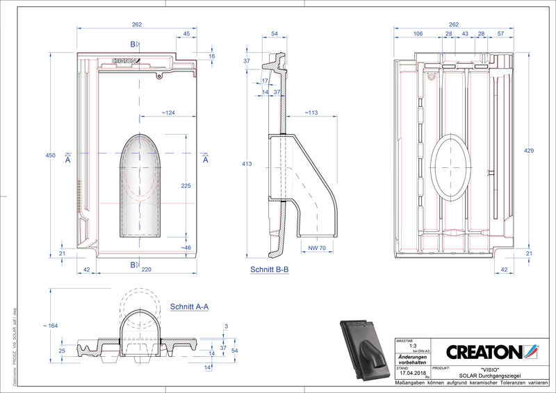 Produkt CAD-Datei VISIO Solar SOLAR