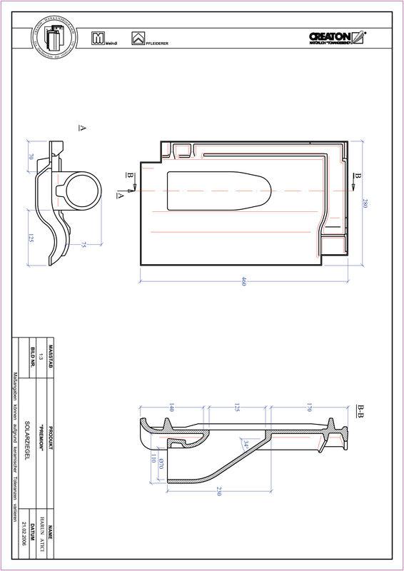 Produkt CAD-Datei PREMION Solar SOLAR