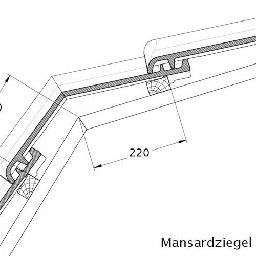 Produkt technische Zeichnung MAGNUM MAZ