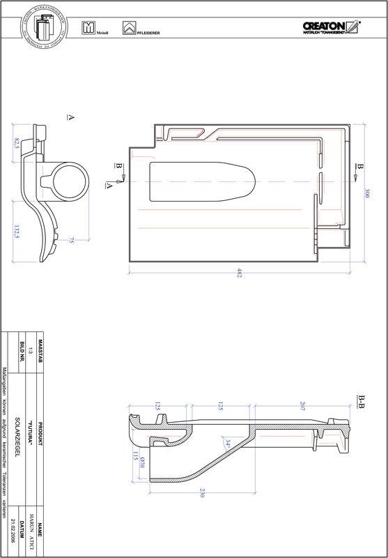 Produkt CAD-Datei FUTURA Solar SOLAR