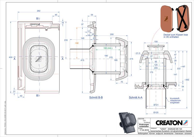 Produkt CAD-Datei VISIO Signum SIGNUM-125