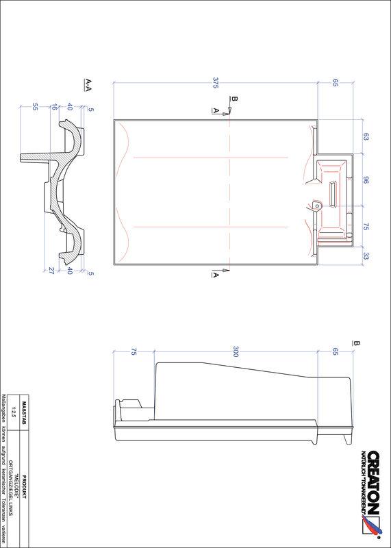 Produkt CAD-Datei MELODIE Ortgang links OGL