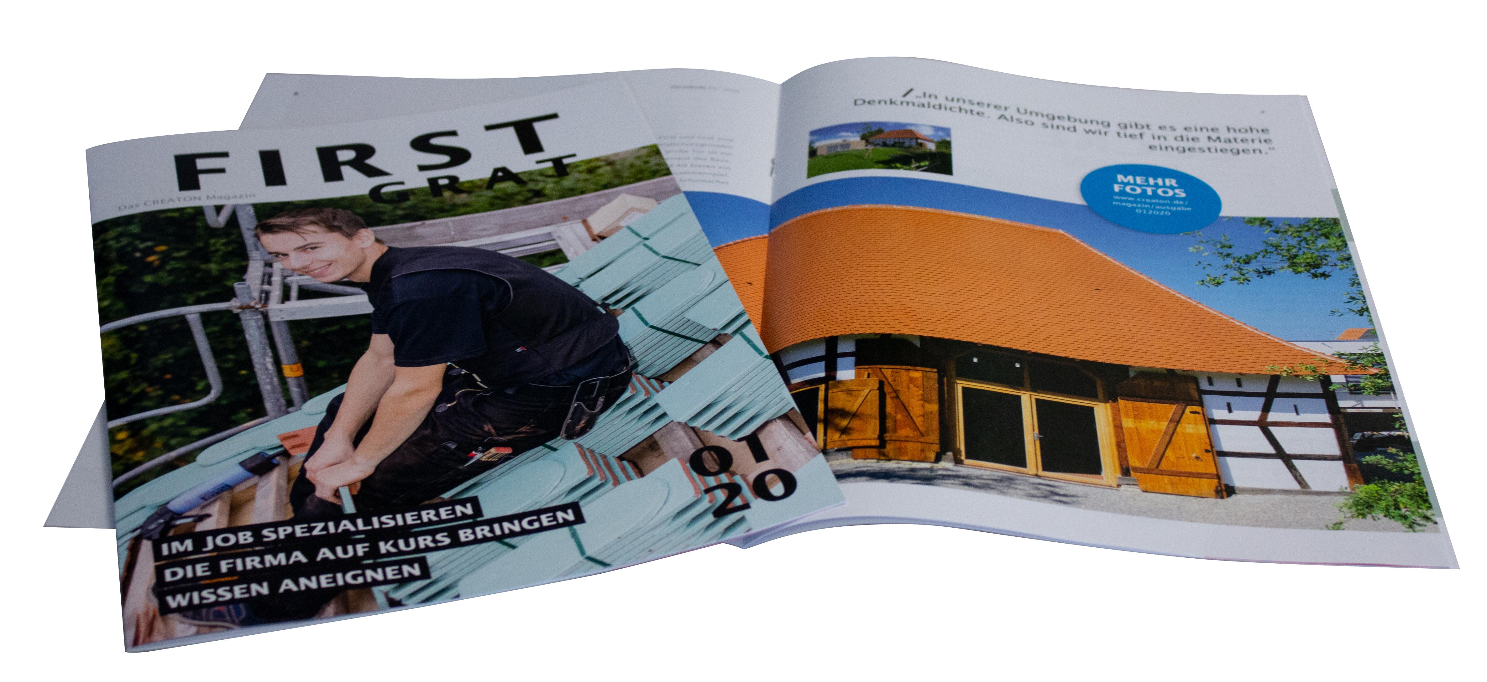 Magazin FirstGrat 0119