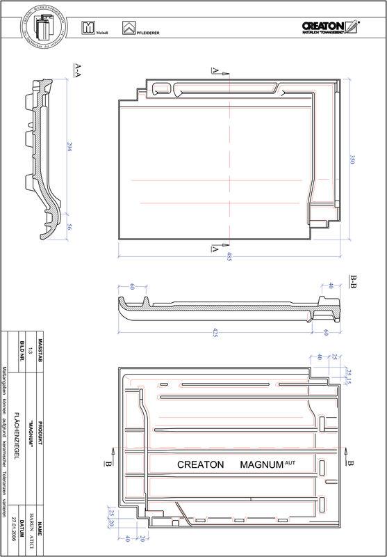 Produkt CAD-Datei MAGNUM Fläche FLA