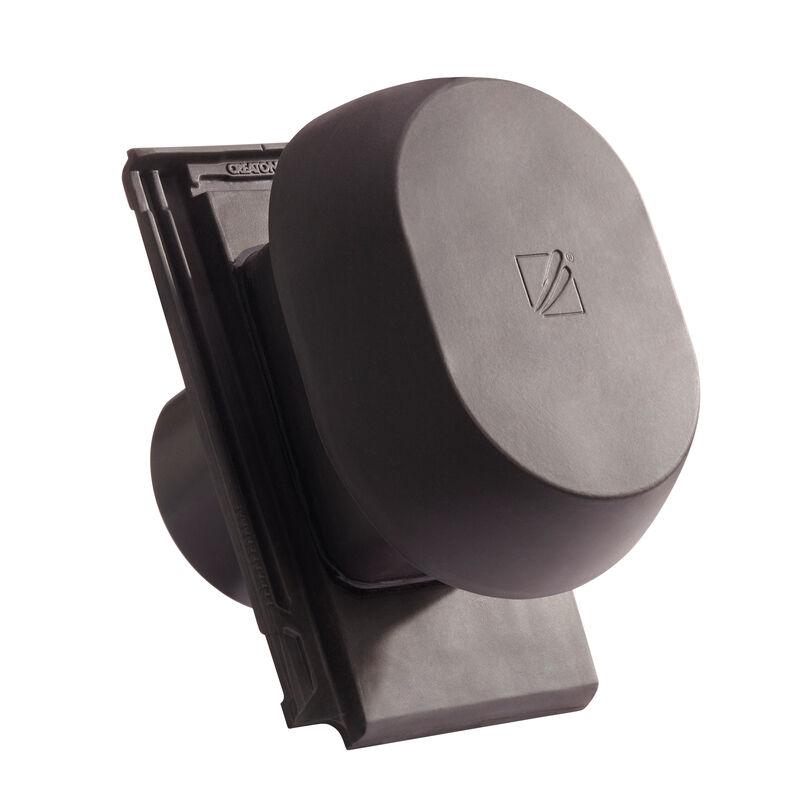 VIS SIGNUM keramischer Wrasenlüfter DN 200 mm inkl. Unterdachanschlussadapter