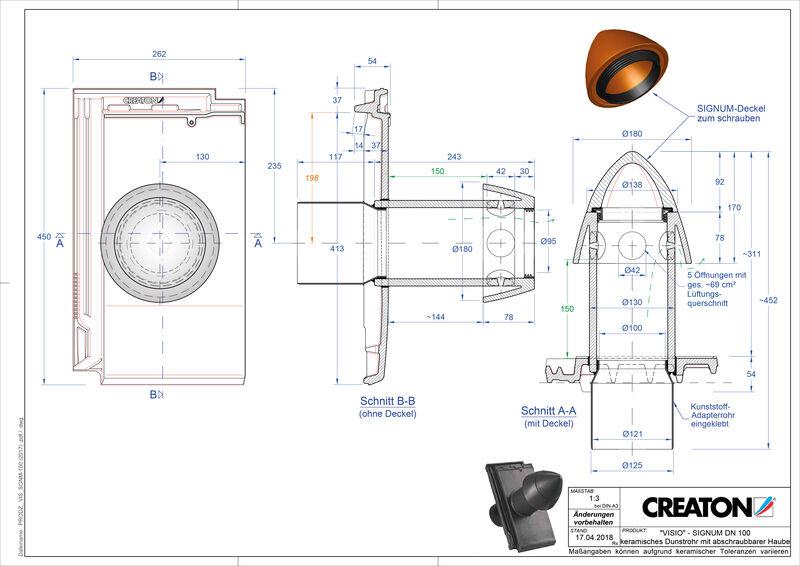 Produkt CAD-Datei VISIO Signum SIGNUM-100