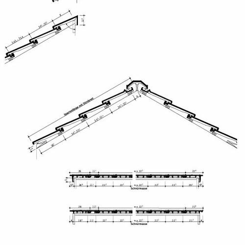 Produkt technische Zeichnung DOMINO Schweiz DOMINO