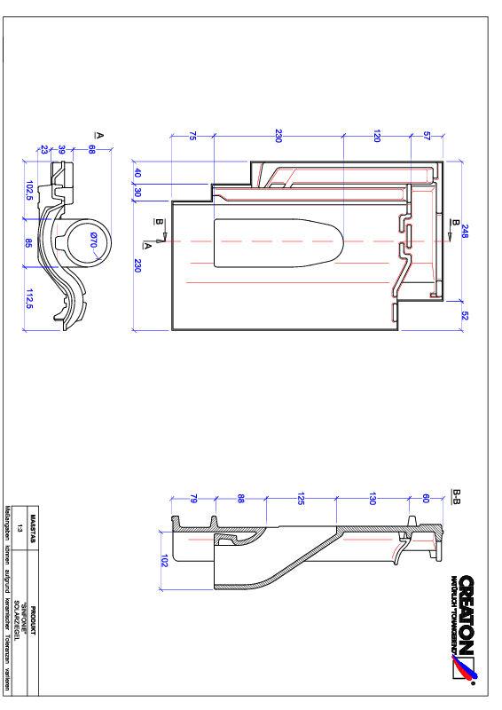 Produkt CAD-Datei SINFONIE Solar SOLAR