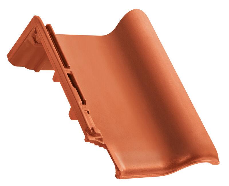 TIT Pult-Ortgangziegel garniert standard rechts