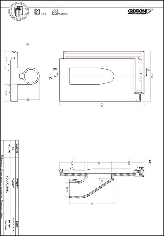 Produkt CAD-Datei DOMINO Solar SOLAR
