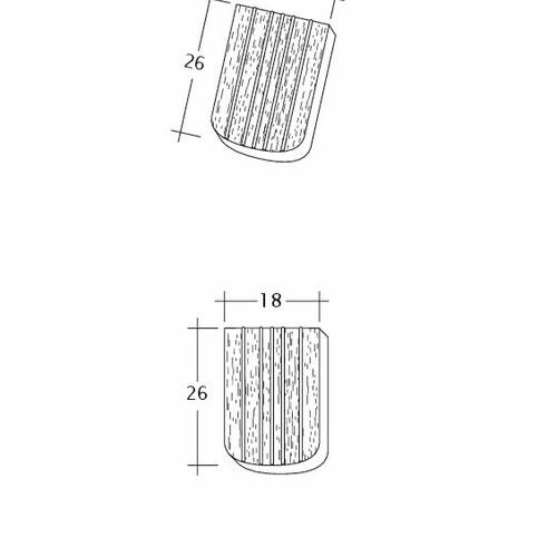 Produkt technische Zeichnung ANTIK ErhO-Korb-Firstanschluss